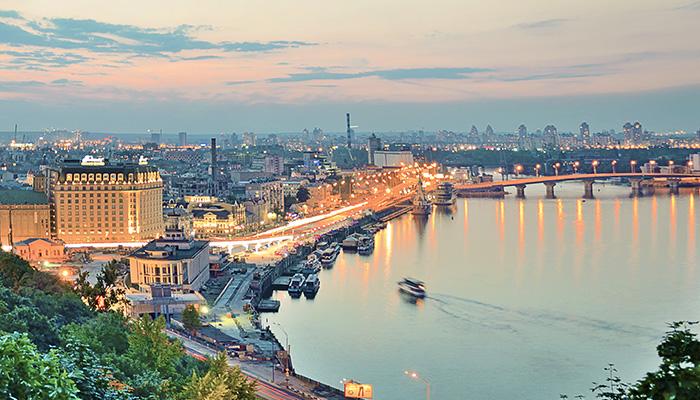 Kiev Turu Yılbaşı Özel Ankara'dan Anadolu Jet ile 3 Gece 4 Gün