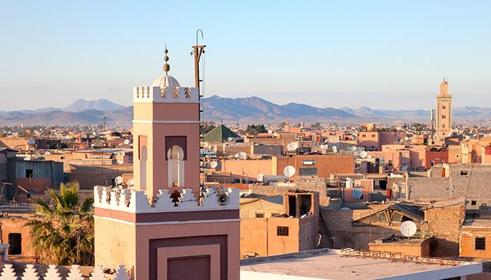 Casablanca Marrakech Turu THY ile 4 Gece (CMN-RAK)