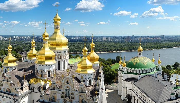 Kiev Turu Anadolu Jet Havayolları ile Yılbaşı Özel