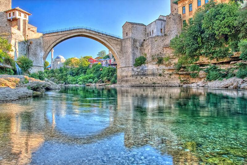 Baştanbaşa Balkanlar Turu Ekstra Turlar ve Akşam Yemekleri Dahil THY ile SKP - PRN