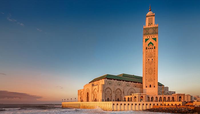Marrakech Casablanca Turu Yılbaşı Özel THY ile 4 Gece (RAK-CMN)
